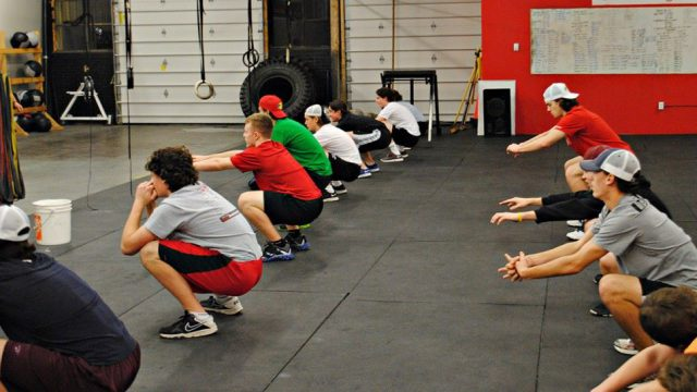 Strongmill CrossFit